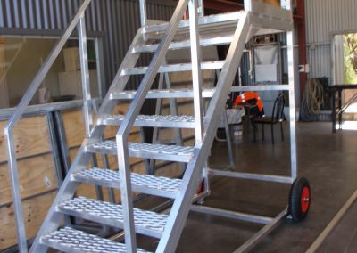 Mobile Stairs